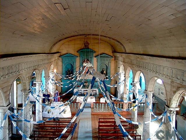 Imagen del monumento Iglesia de Nercón
